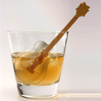 Forma de Gelo Guitarras