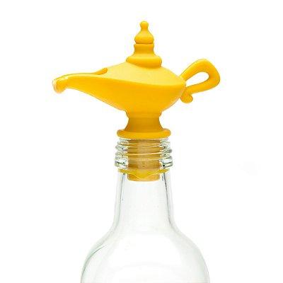 Tampa e Dispenser Dosador para garrafa Aladim