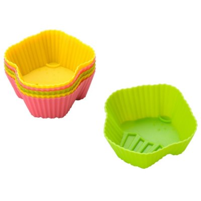 Formas para Cupcake - 6 unidades