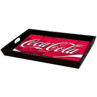 Bandeja Coca-Cola Logo