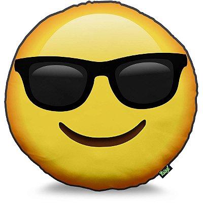 Almofada Emoticon - Emoji Óculos de sol