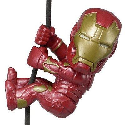 Miniatura Scalers Marvel Vingadores Homem de Ferro