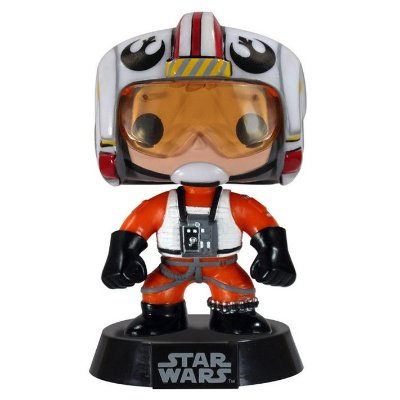 Funko POP Star Wars Luke Pilot