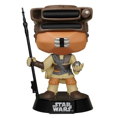 Funko POP Star Wars Boushh Leia