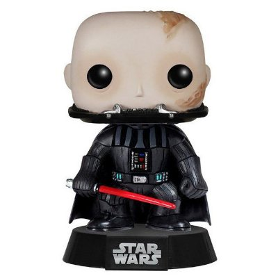Funko POP Star Wars Unmasked Darth Vader