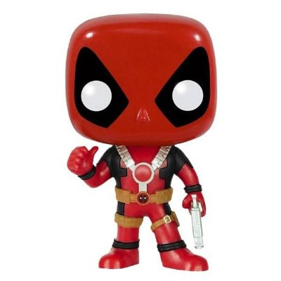 Funko POP Marvel Deadpool Thumbs up