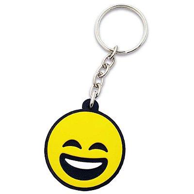Chaveiro Emoticon - Emoji Sorrisinho