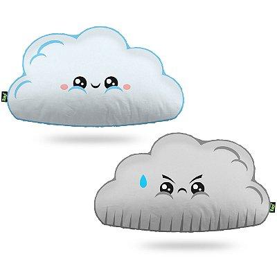 Almofada Nuvem Kawaii Como estou hoje