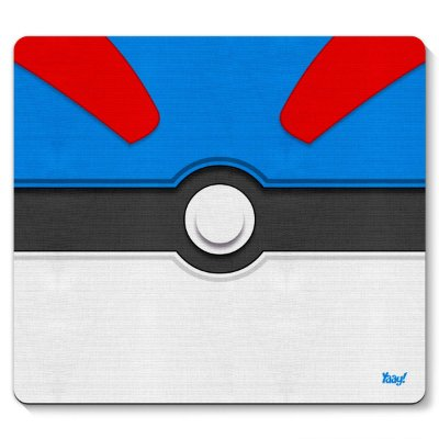 Mouse pad Great Poketball