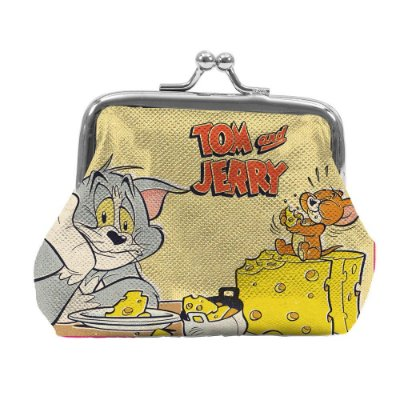 Porta Moedas Tom e Jerry Cat in Love