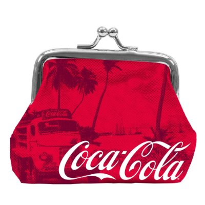 Porta Moedas Coca-Cola