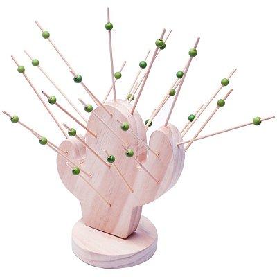 Suporte de Espetinhos Cactus