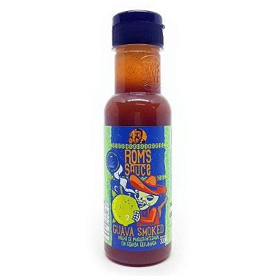 Molho de Pimenta Rom's Sauce Guava Smoked