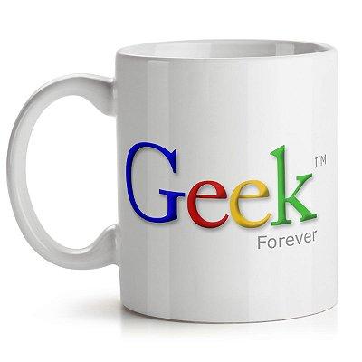 Caneca Geek Forever