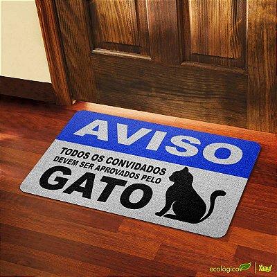 Capacho Ecológico Aprovados pelo Gato
