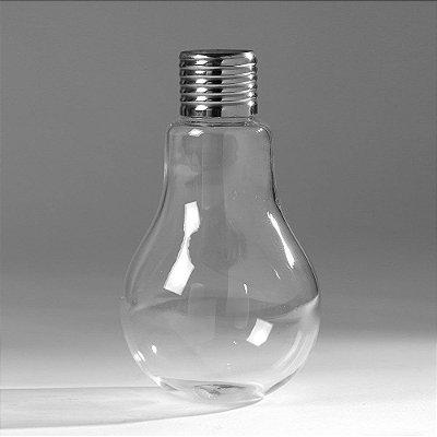 Mini Vaso de vidro decorativo Lâmpada
