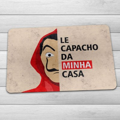 Capacho Eco Slim 3mm Le Capacho Da Minha Casa