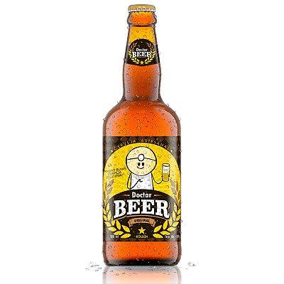 Cerveja Artesanal Dr Beer Original Kölsch 500ml