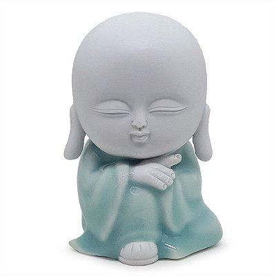 Enfeite de Porcelana Buda 2