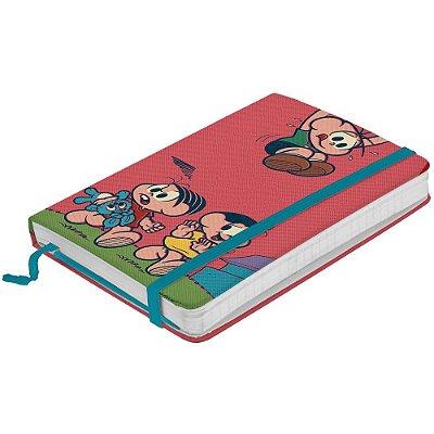 Caderneta de Anotação Turma da Mônica