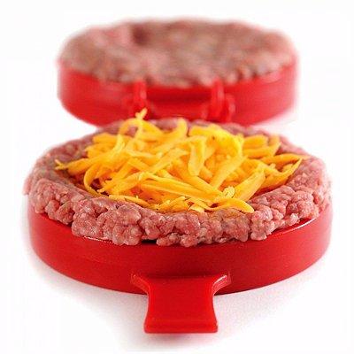 Burguer Press - Recheie seu hamburguer!