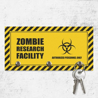 Porta Chaves Zombie Research Facility