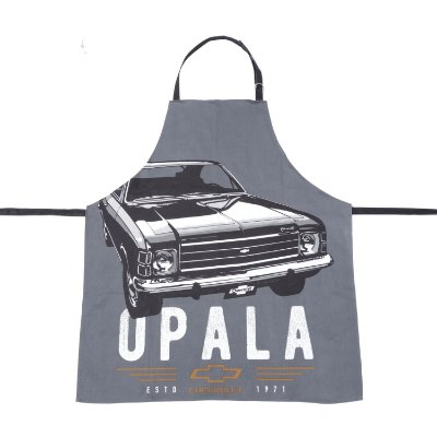 Avental em Algodão GM Opala 1971