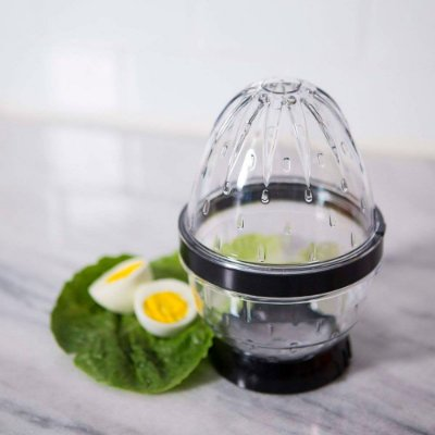 Descascador 5 Ovos Cozidos em 10 segundos