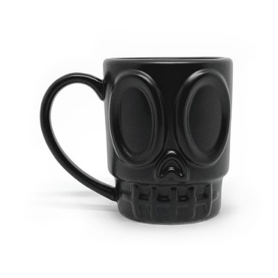 Caneca Caveira Alien Skull