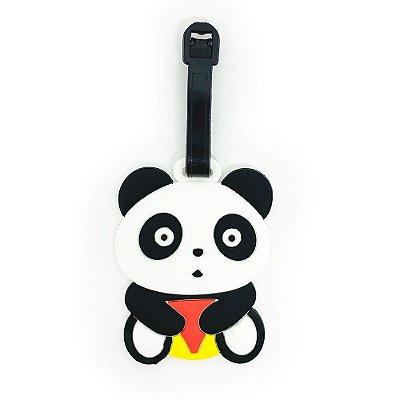 Tag de Mala para viagem Panda