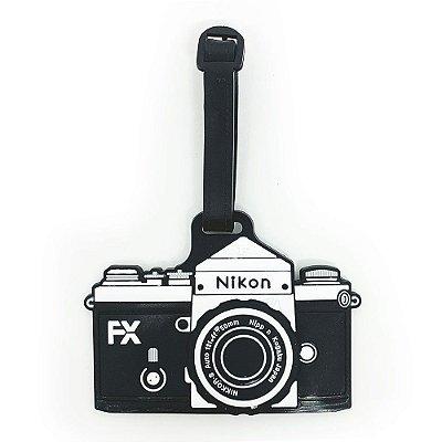 Tag de Mala para viagem Câmera Fotográfica