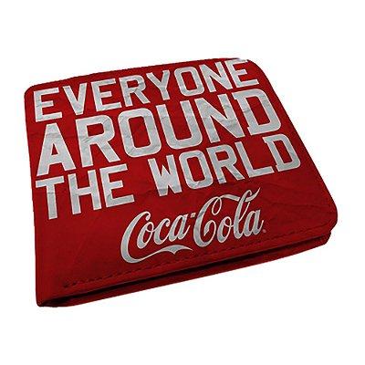 Carteira Coca-Cola Everyone Around The World