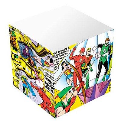 Bloco de Anotações DC Comics HQ