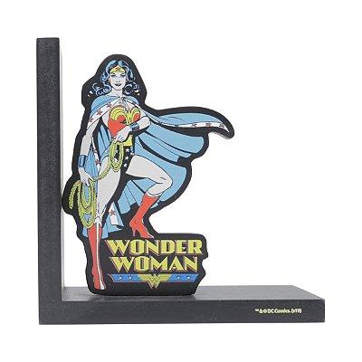 Aparador de Livros DC Comics Mulher Maravilha Fighter