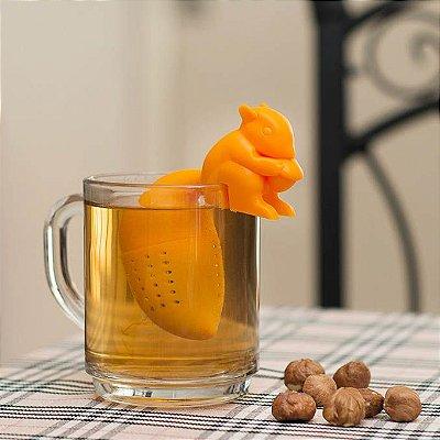 Infusor de Chá Esquilo