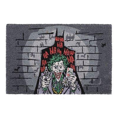 Capacho em fibra de coco DC Comics Joker Face