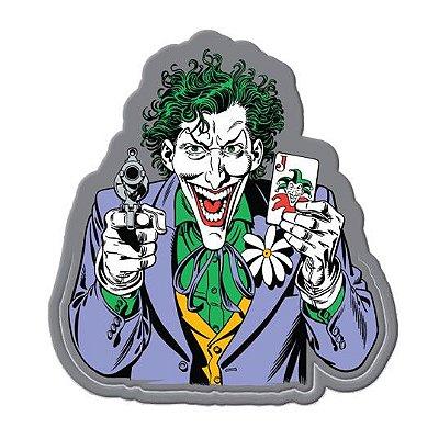 Marcador de Página DC Comics Joker Face Coringa