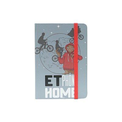 Caderneta de Anotações ET Phone Home
