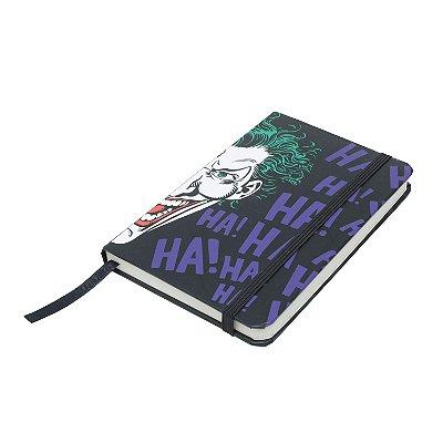 Caderneta de Anotações DC Comics Coringa e Batman