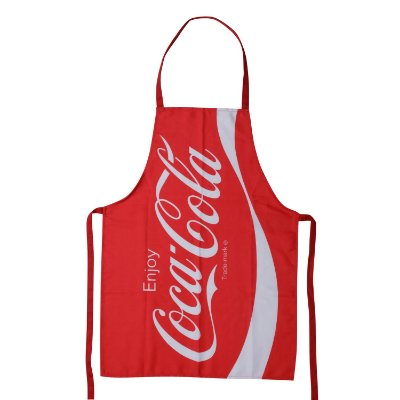 Avental Coca-Cola