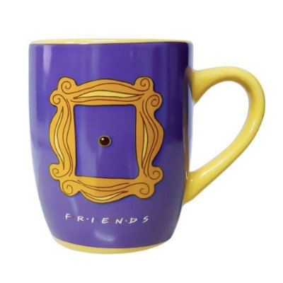 Caneca Friends Classic Door - 350ml