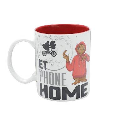 Caneca ET o Extraterrestre Phone Home