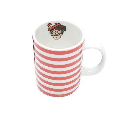 Mini Caneca Onde Está Wally