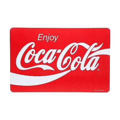 Jogo Americano Coca-Cola Logo - 1 unidade