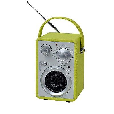 Rádio AM/FM vintage
