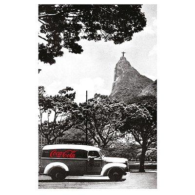 Pano de Prato Coca-Cola Landscape Rio de Janeiro