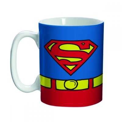 Mini Caneca DC Comics Superman Body