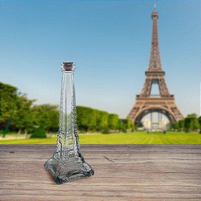 Garrafa Torre Eiffel pequena