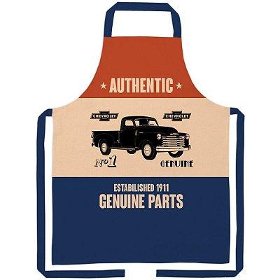 Avental em Algodão GM Genuine Parts