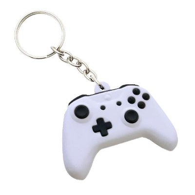 Chaveiro Gamer Controle ABYX